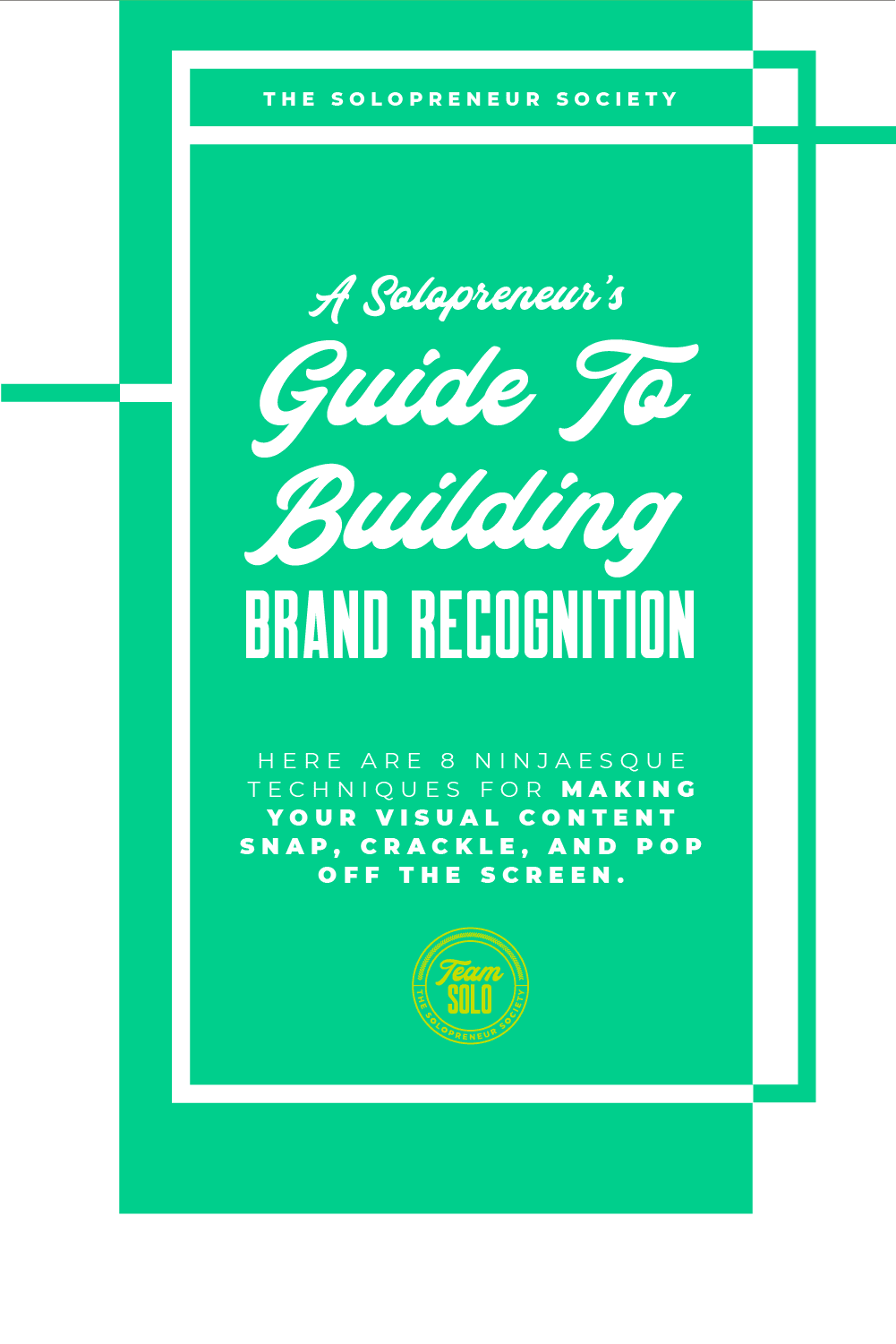 8 ways to build brand recognition with your images