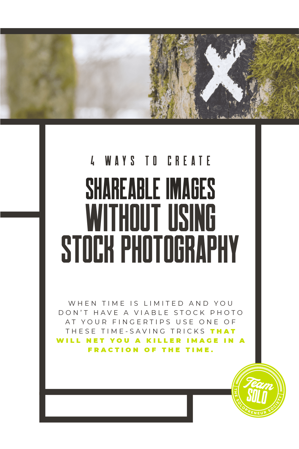 4 Ways Of Creating Images Without Using Stock Photography