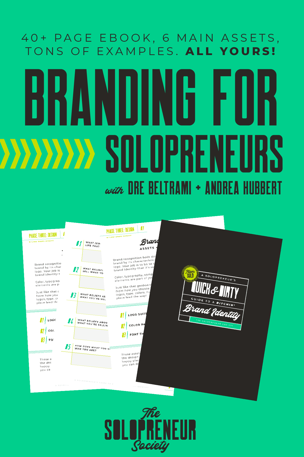 Brand Identity Manual for Solopreneurs