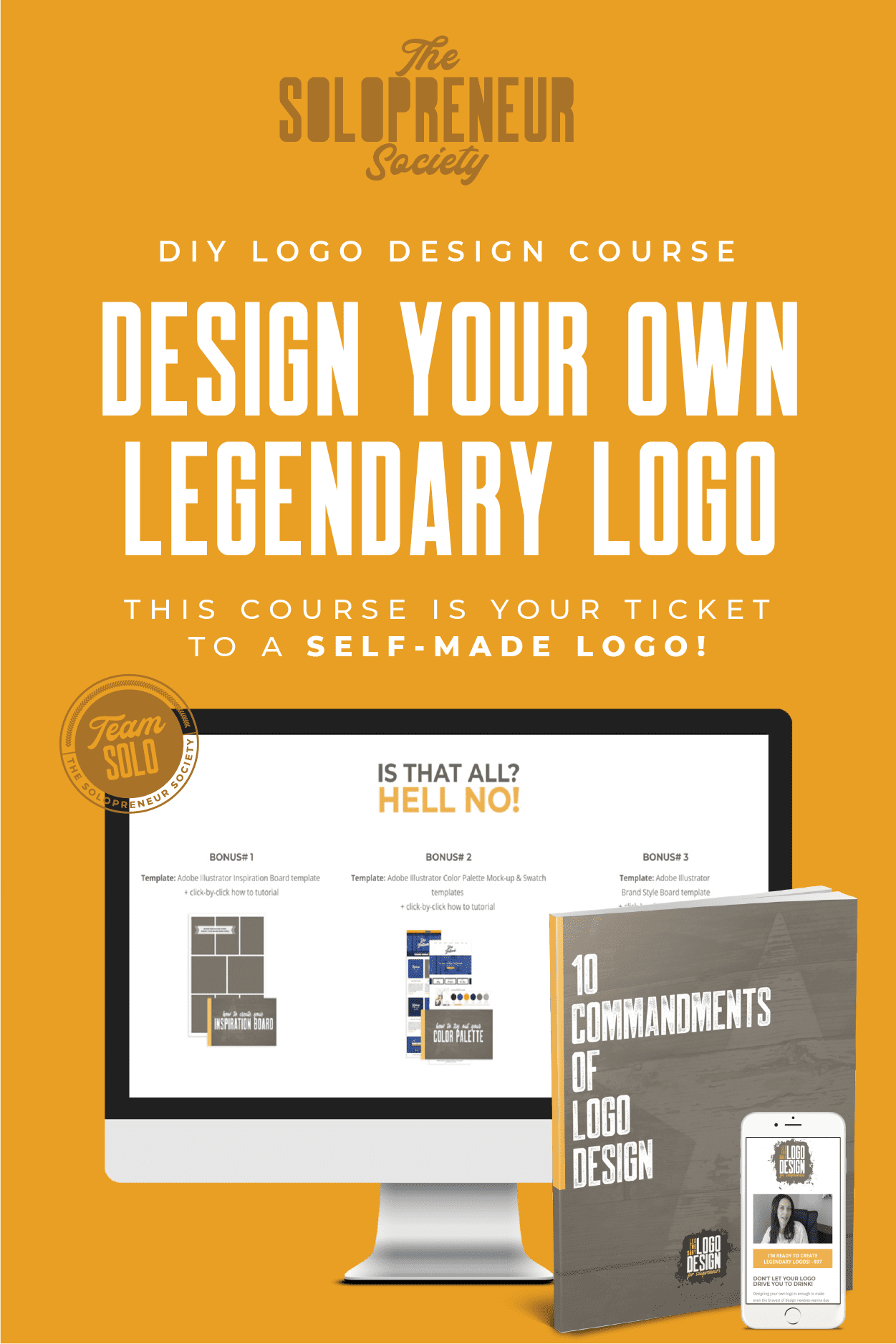 Legendary Logo Design $14 (Tripwire)