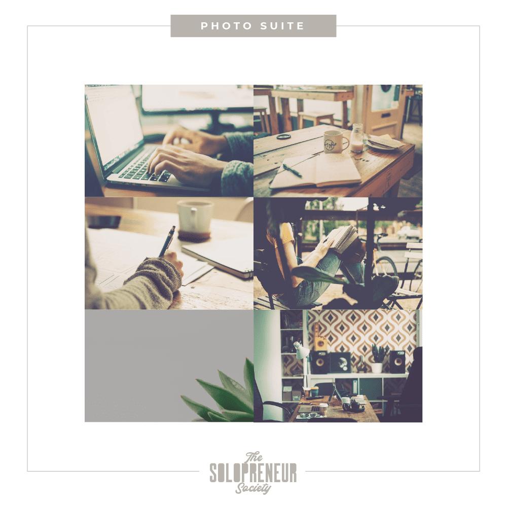 LE Saba Brand Identity Photo Suite