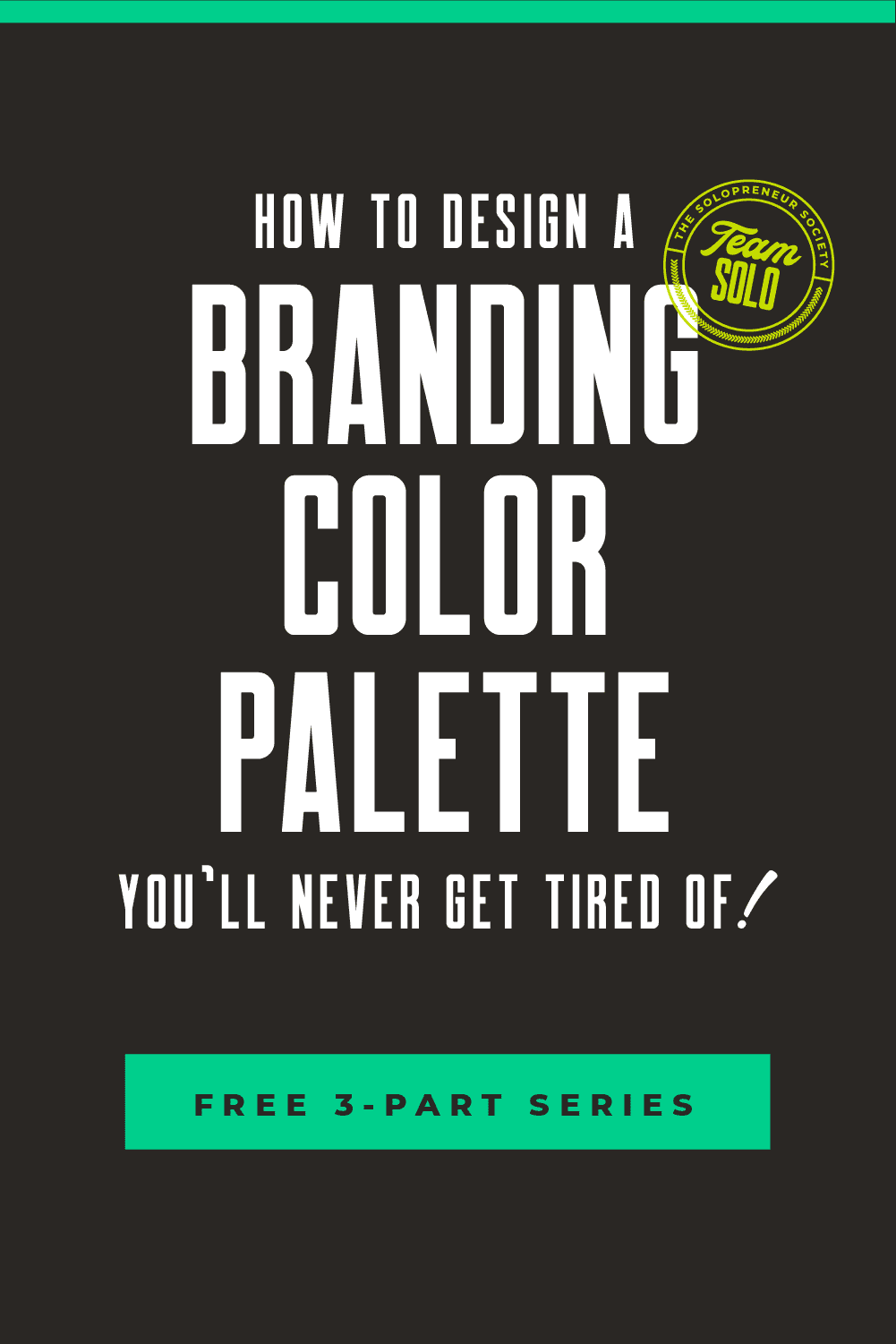 Creating a Foolproof Branding Color Palette (In Under An Hour)