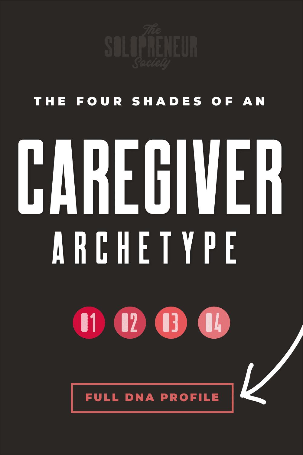 Caregiver Archetype Brand Personality
