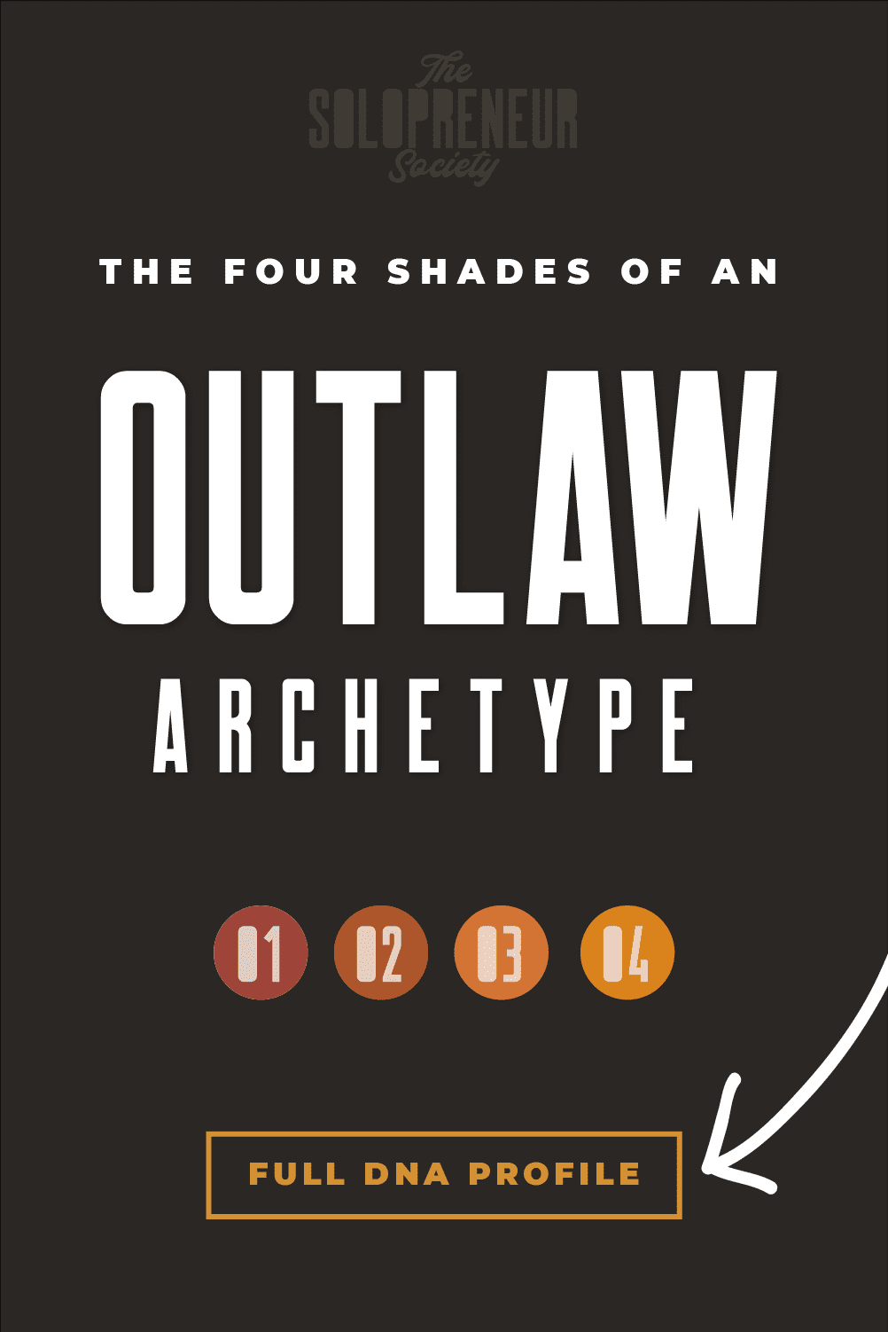 Outlaw Archetype Brand Personality