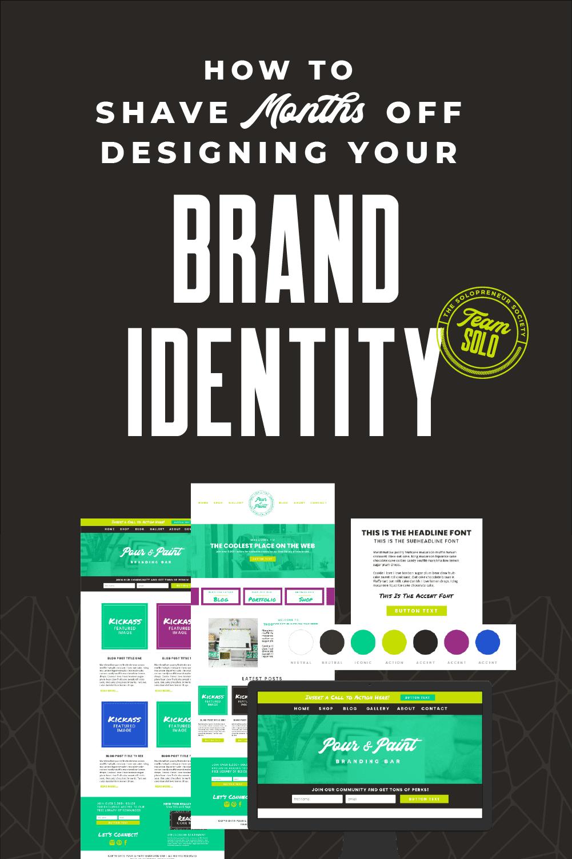 Brand Identity Fitting Room