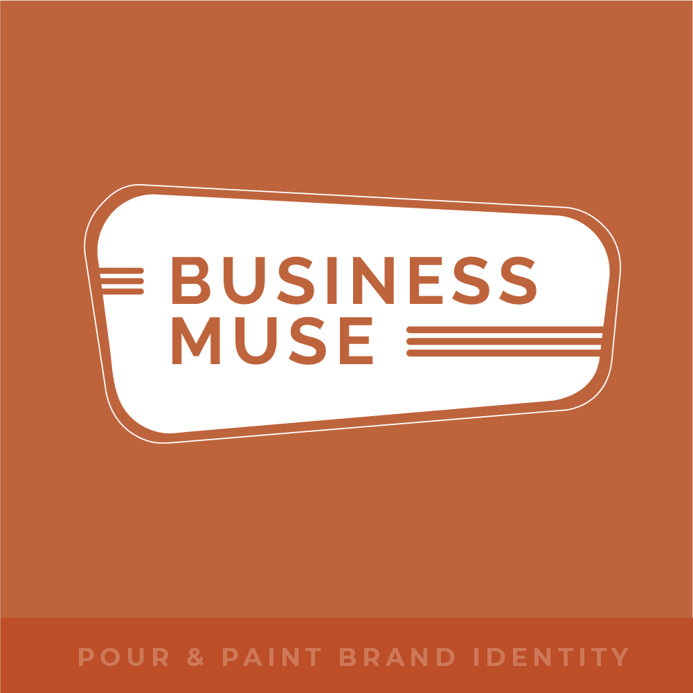 Business Muse Brand Identity