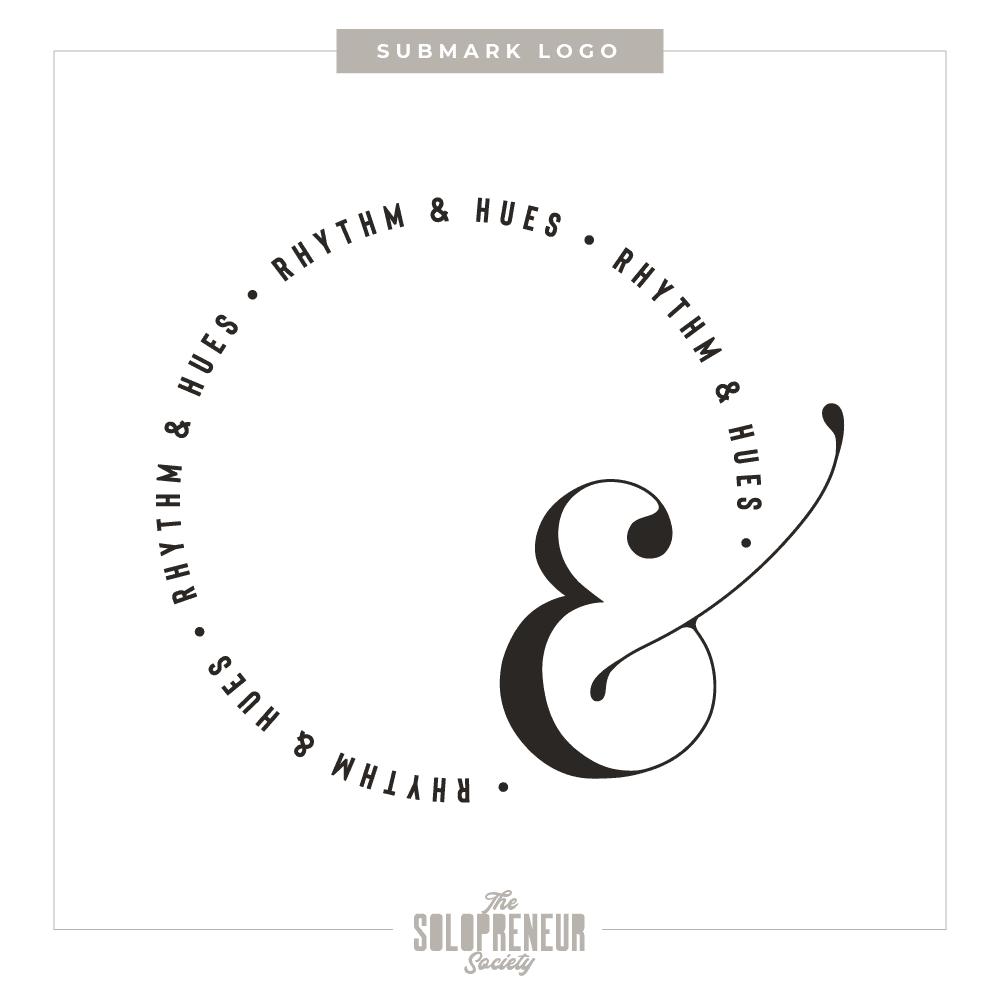 Rhythm & Hues Submark Logo