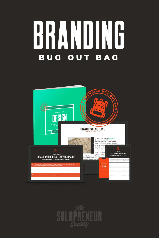 Branding Survival Kit For Solopreneurs