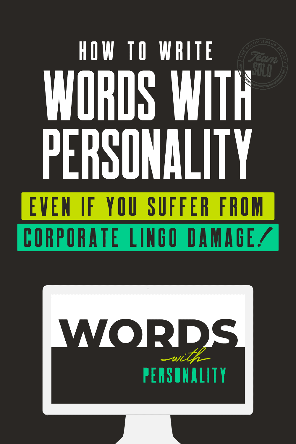 Five Personality-Packed Copywriting Hacks
